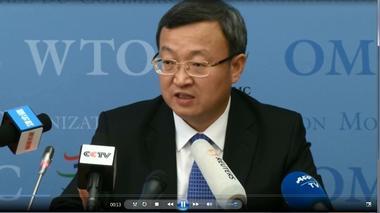 中国指责美国发起贸易战 抨击其贸易霸凌