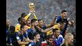 France beat Croatia 4-2 to lift World Cup
