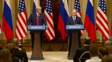 Putin says Russia 'never interfered' in American affairs