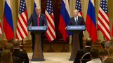 Trump says he discussed election meddling with Putin