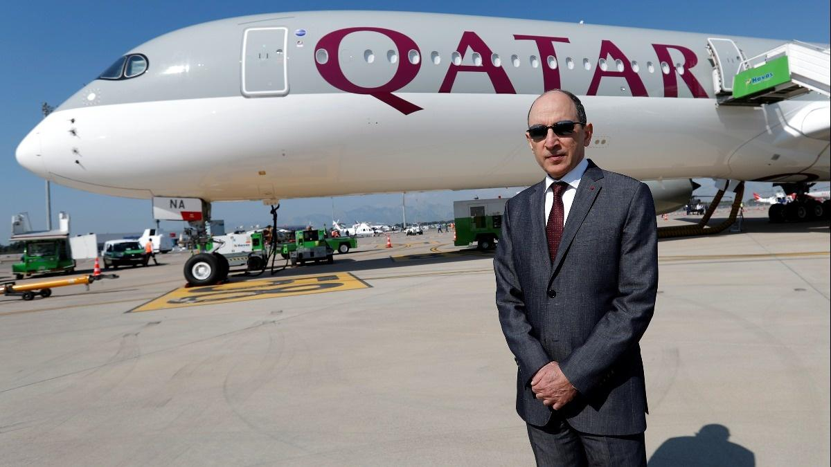 Qatar Airways CEO shrugs off blockade costs