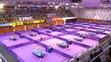 Nord- und Südkorea spielen bei Tischtennisturnier zusammen