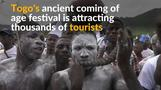 In northern Togo, ancient initiation event captures tourists' interest