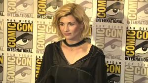 First female 'Doctor Who' appears at Comic-Con
