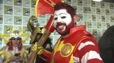 Cosplay's finest dress up for Comic-Con
