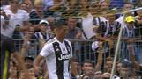 Ronaldo stars in friendly on Juventus debut