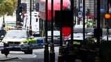 Police suspect terrorism in UK parliament crash