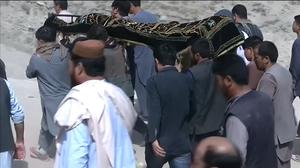 Funeral for Afghan teen killed in bomb blast