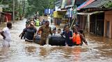 More rain hits India's flooding devastation
