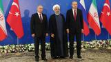 Erdogan, Putin and Rouhani meet for Idlib talks
