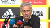 Mourinho cautiously happy with victory over Watford
