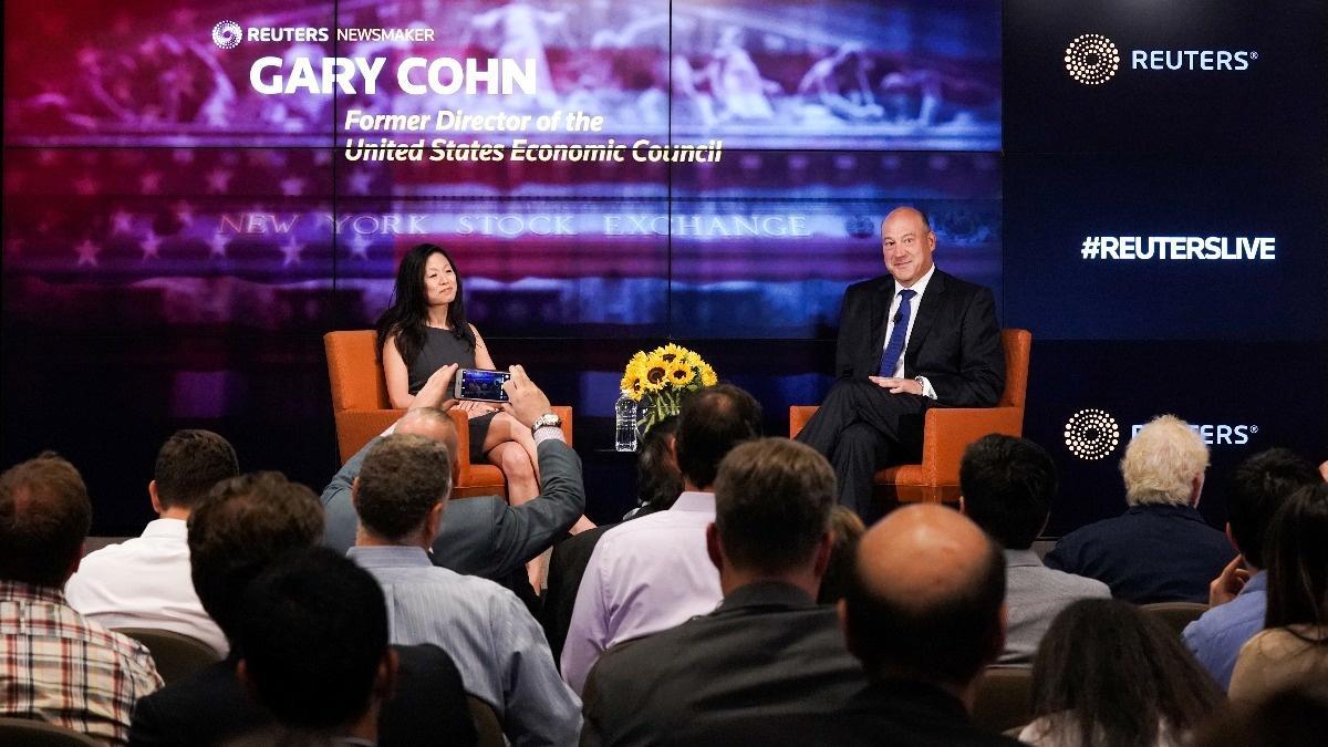 Reuters Newsmaker: Gary Cohn