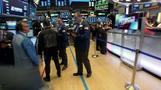 Dow, S&P 500 up, tech drags Nasdaq