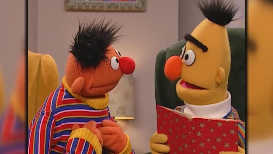 Are Bert and Ernie Gay? Does it matter?