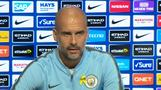 Guardiola defends Man City after surprise loss