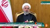 روحاني: دول خليجية قدمت دعما ماليا وعسكريا لمنفذي هجوم العرض العسكري