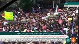 الآلاف يشيعون قتلى هجوم عسكري في إيران