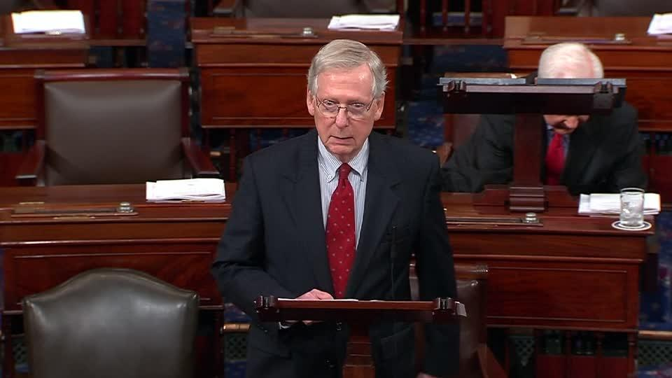 McConnell: Democrats 'trying to destroy' Kavanaugh