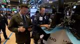 Wall Street advances as tech leads
