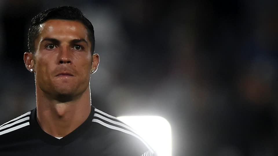 Soccer star Ronaldo denies rape allegations