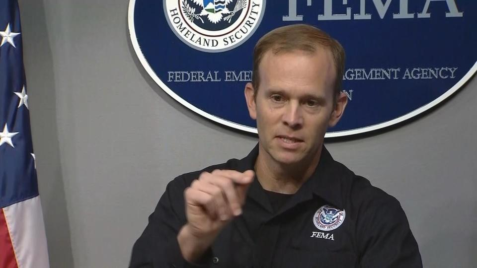 'Dang it': Frustrated FEMA chief on lessons not learned