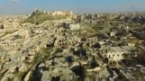 Drones and 3D tech bring back war-torn heritage sites