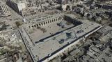 Drones, 3D tech map war-torn heritage sites