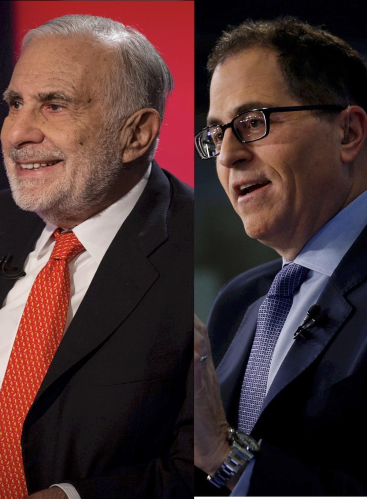 Icahn steps up VMware fight with Dell