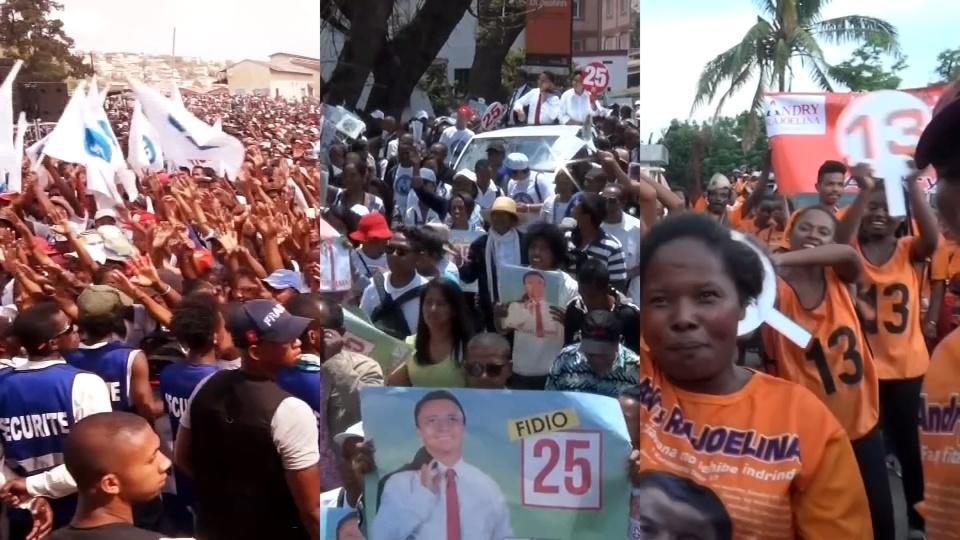 Madagascar's next leader: accountant, DJ, or milkman?