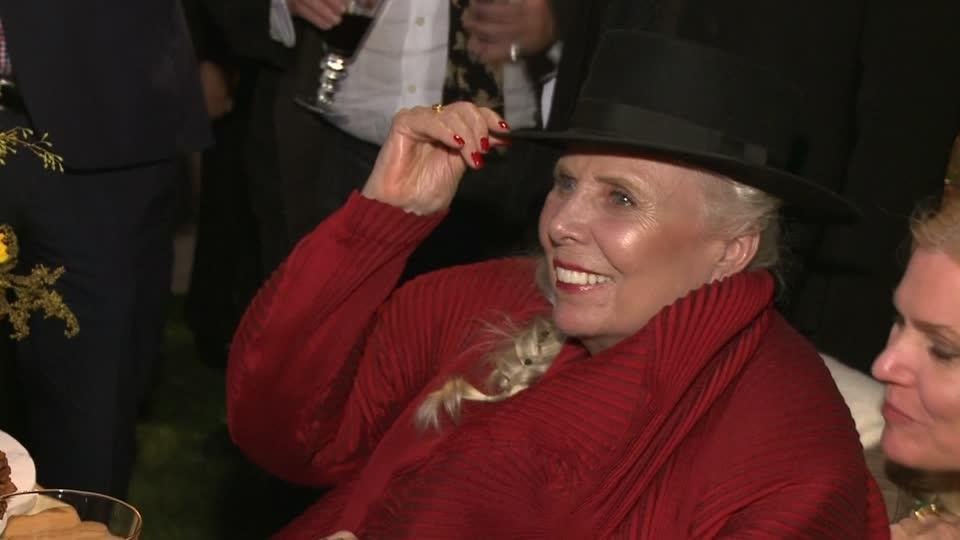 Singer Joni Mitchell celebrates 75th birthday with tribute ...