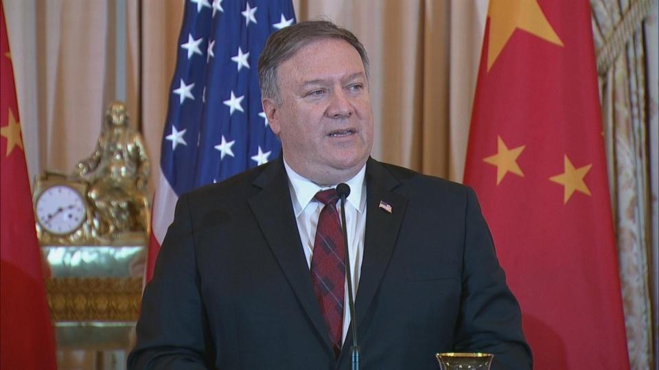 U.S. presses Beijing on South China Sea dispute