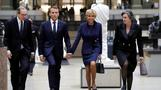 INSIGHT: World leaders gather for WW1 rememberance