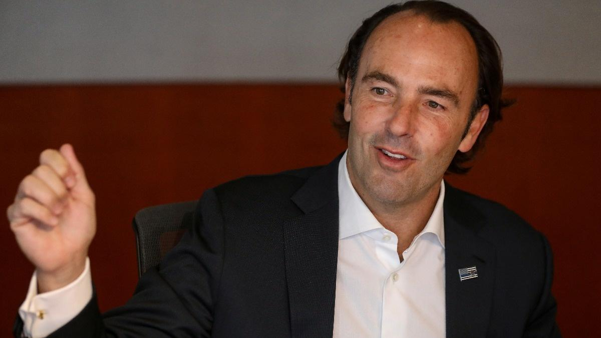 Short-seller Kyle Bass wants U.S. to bet big on 5G