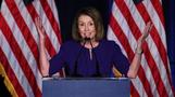 Pelosi scrambles for votes to be House speaker