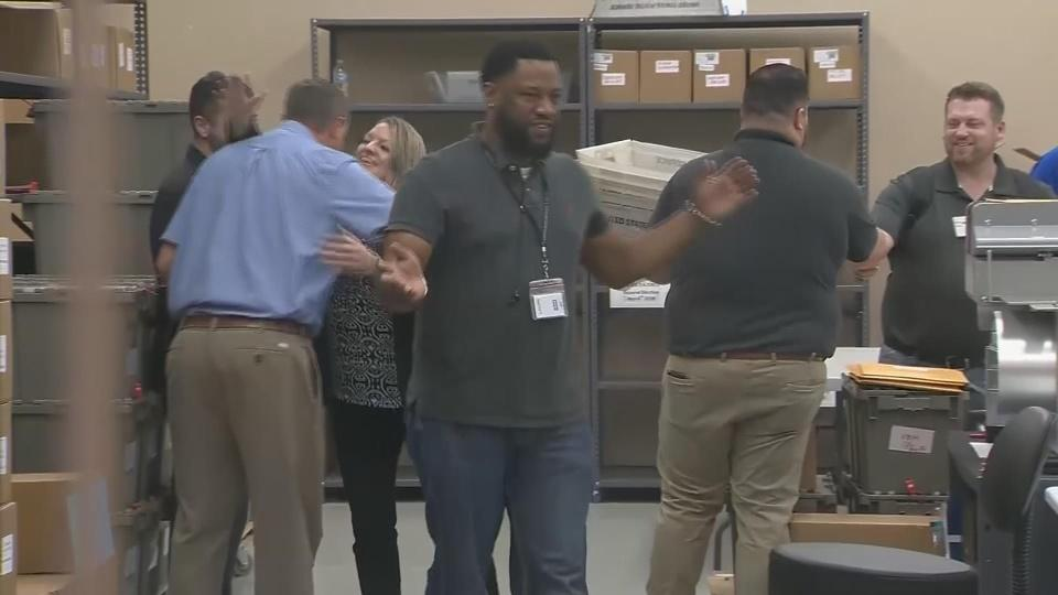 Broward County completes machine recount