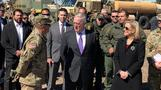 Mattis defends Mexico border deployment