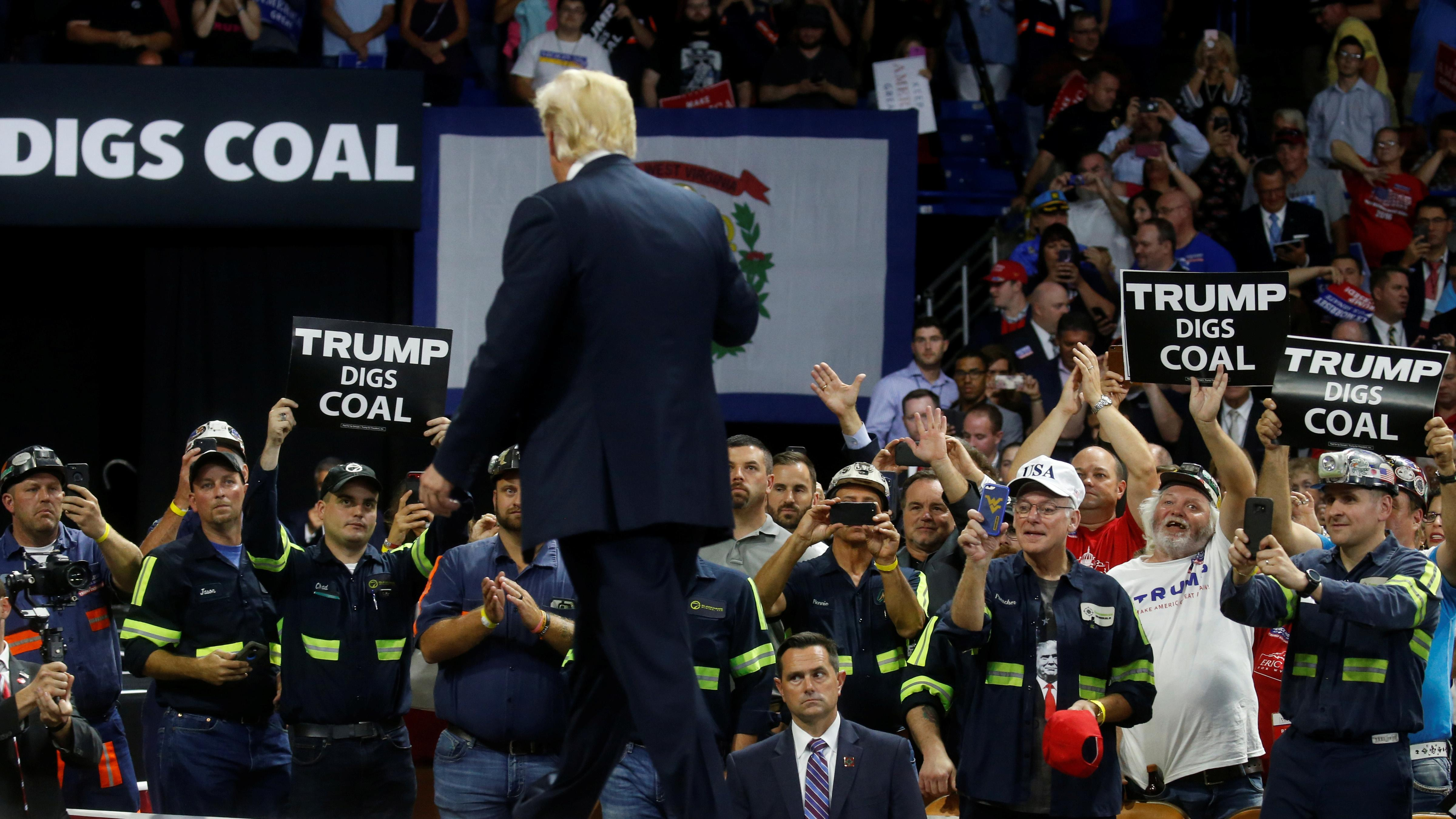 At U.N. climate talks, Trump team plans sideshow on coal