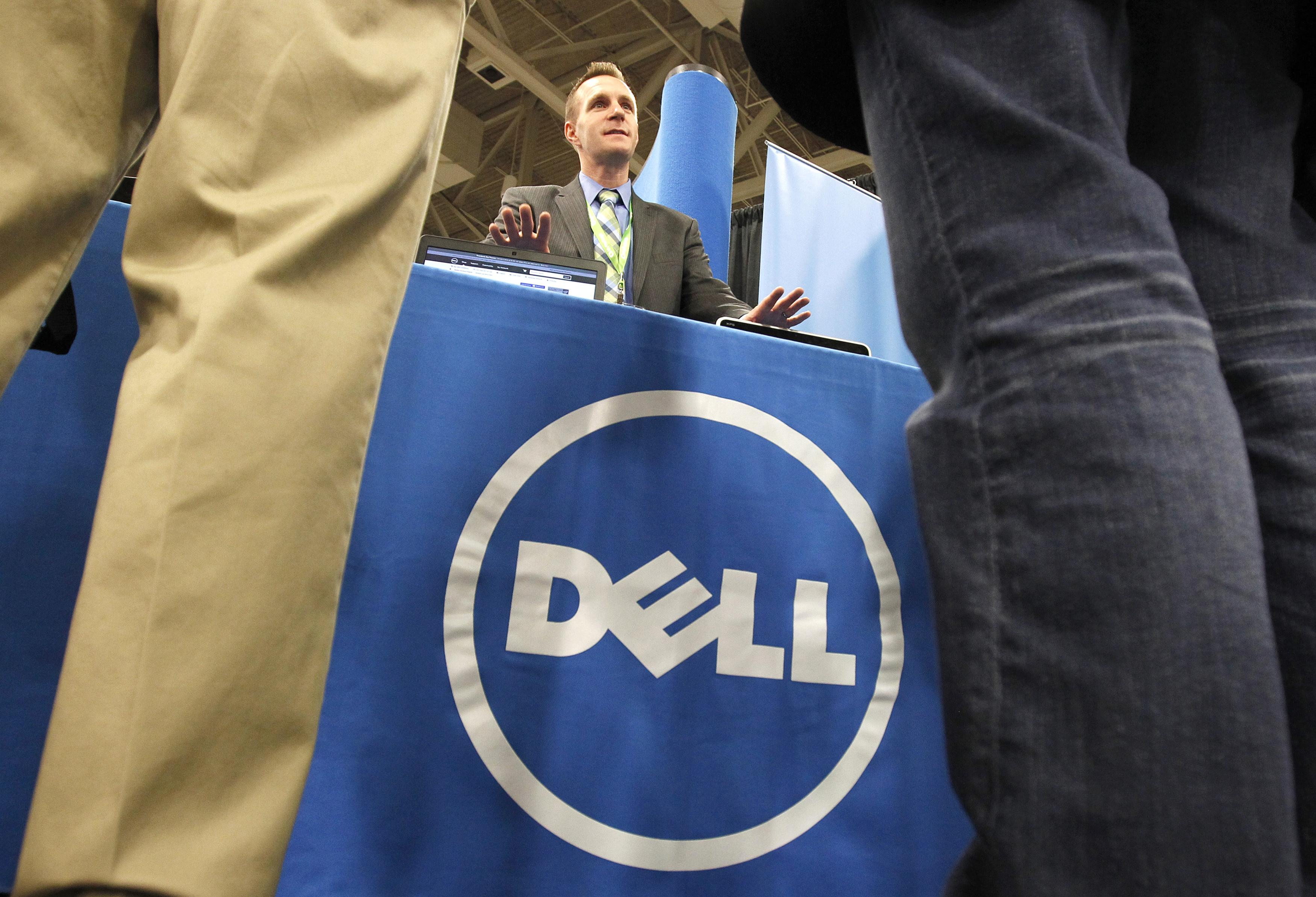 Breakingviews TV: Dell lap