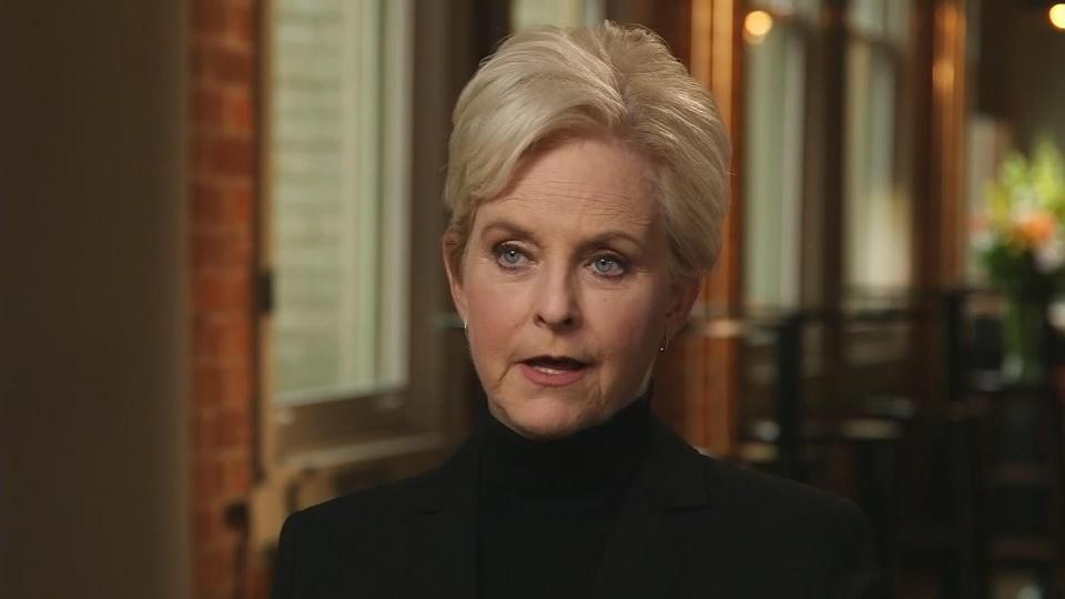 Cindy McCain hopes Trump learns from election losses
