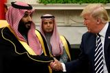 Trump rejects punishing Saudis for Khashoggi killing