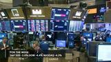 Wall Street drops