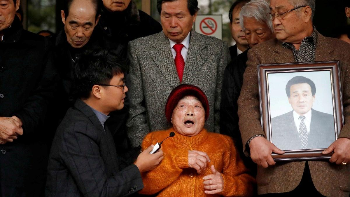 S. Korean court orders payout for wartime labor