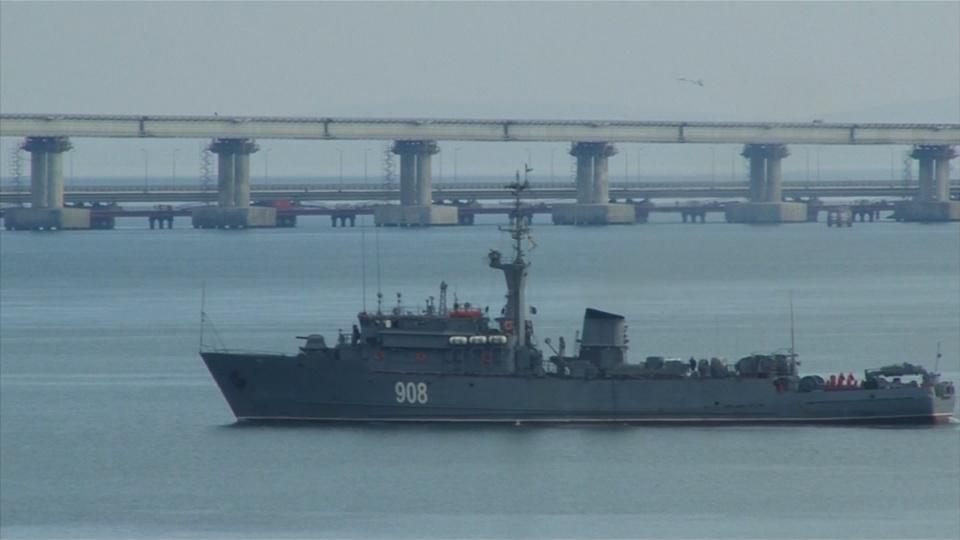 Ukraine-Konflikt: Kramp-Karrenbauer bringt Blockade