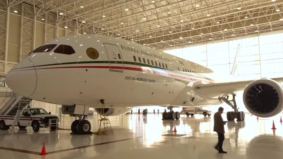 Want to buy a presidential plane?