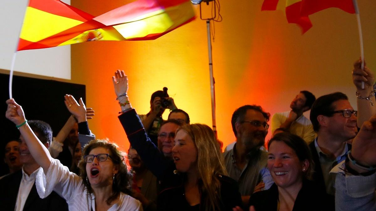 Shock at far-right success in southern Spain