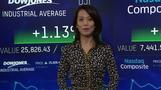 NY株大幅高、米中貿易「一時休戦」合意を好感(3日)