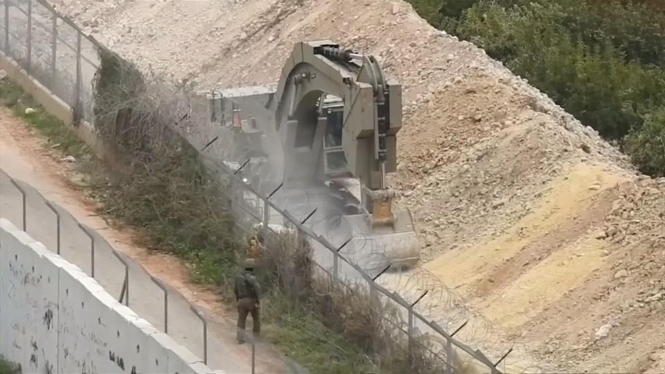 Israel begins operation to expose Hezbollah tunnels