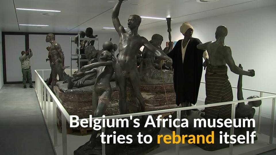 Belgian museum tries to distance itself from its pro-colonial past