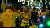 Thai king sets the pace with a public cycling campaign