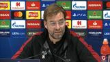 We have to take our chance, says Klopp ahead of vital Napoli clash